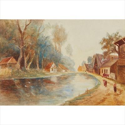 Lot 93 - JOHN QUINTON PRINGLE (SCOTTISH 1864-1925)