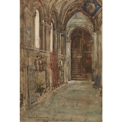Lot 75 - Arthur Melville A.R.S.A., R.S.W., A.R.S (1855-1904)