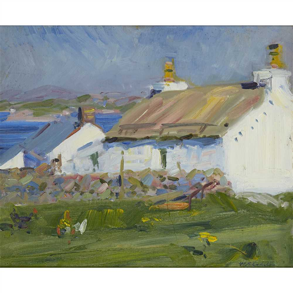 139 - Francis Campbell Boileau Cadell R.S.A., R.S.W (Scottish 1883-1937)