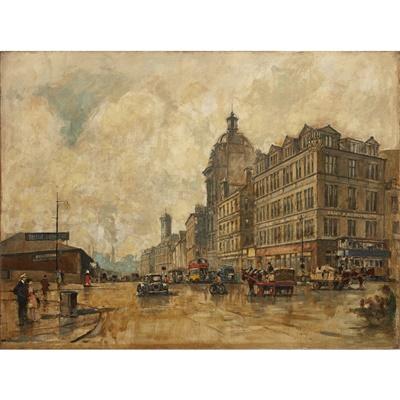 Lot 94 - Robert Eadie R.S.W. (Scottish 1877-1954)
