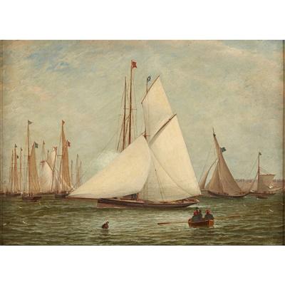 Lot 24 - William Clark (SCOTTISH 1803–1883)