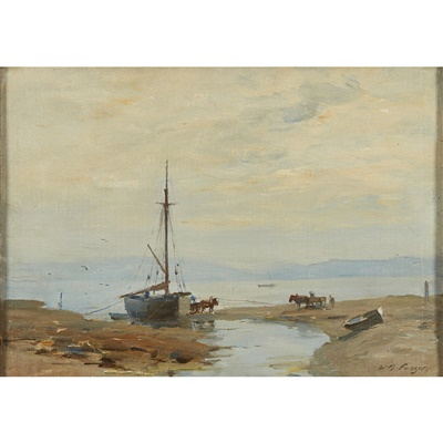 Lot 7-William Miller Frazer R.S.A. (SCOTTISH 1864-1961)