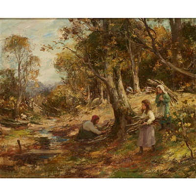 Lot 59 - William Stewart MacGeorge R.S.A (Scottish 1861-1931)