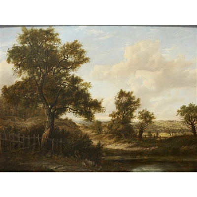 Lot 19-PATRICK NASMYTH (SCOTTISH 1787-1831)