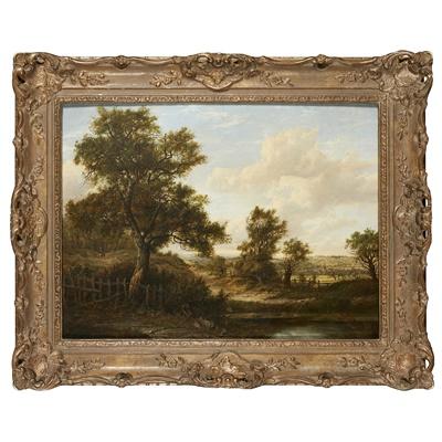 Lot 19-PATRICK NASMYTH (SCOTTISH 1787-1831)