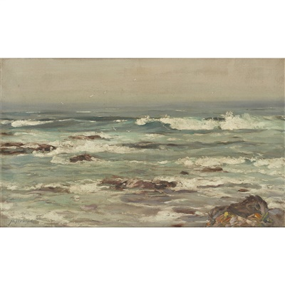 Lot 6-John Campbell Mitchell R.S.A. (Scottish 1862-1922)