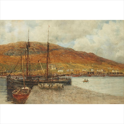 Lot 2-ROBERT WEIR ALLAN R.S.A., R.S.W., R.W.S. (SCOTTISH 1852-1942)