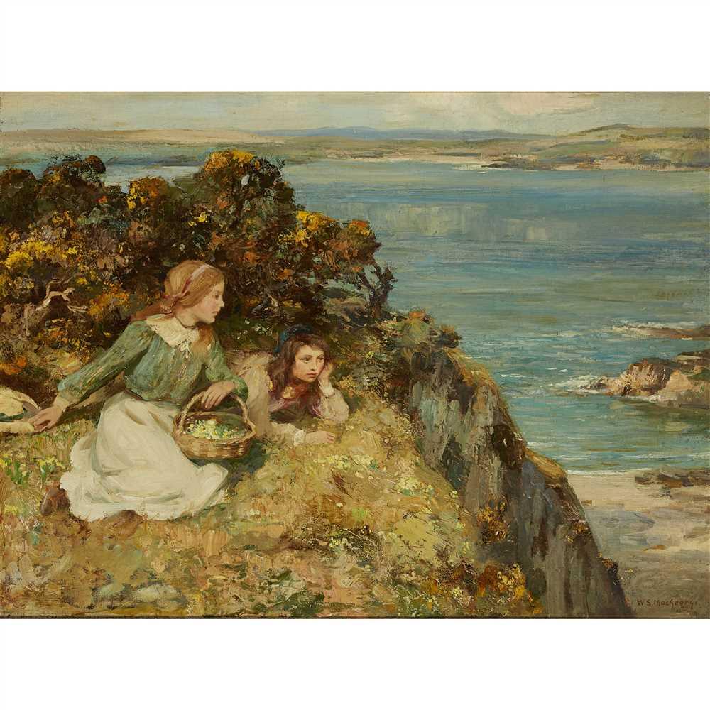 Lot 54-William Stewart MacGeorge R.S.A (Scottish 1861-1931)