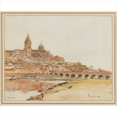 Lot 23-ERNEST STEPHEN LUMSDEN R.S.A., R.E. (BRITISH 1883-1948), ATTRIBUTED TO