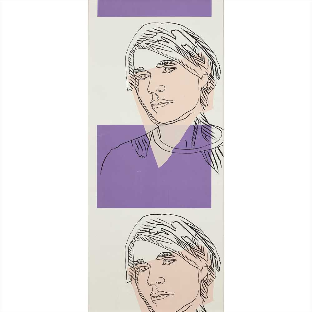 Lot 21-Andy Warhol (American 1928-1987), After