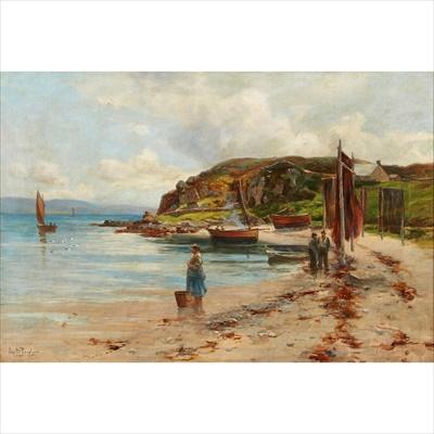 Lot 5-JOHN D. TAYLOR (SCOTTISH FL.1876-1890)