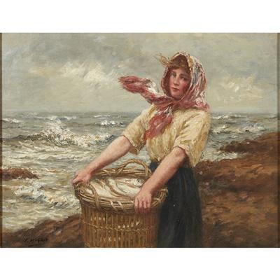 Lot 95 - John McGhie (Scottish 1867-1952)