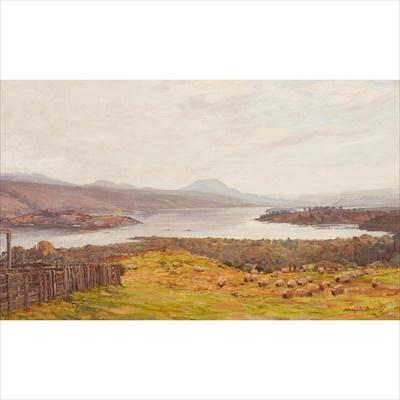 Lot 58 - ALEXANDER BROWNLIE DOCHARTY (SCOTTISH 1862-1940)