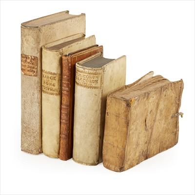 Lot 64 - Colloquia et dictionariolum septem linguaram, Belgicae, Anglicae, Teutonicae, Italicae