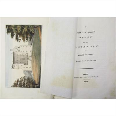 Lot 76 - Grant Genealogy