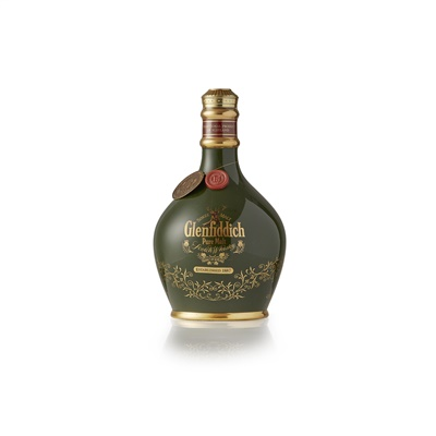 Lot 14-GLENFIDDICH 18 YEAR OLD ANCIENT RESERVE CERAMIC DECANTER