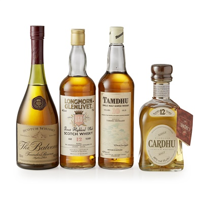 Lot 17-THE BALVENIE FOUNDER'S RESERVE