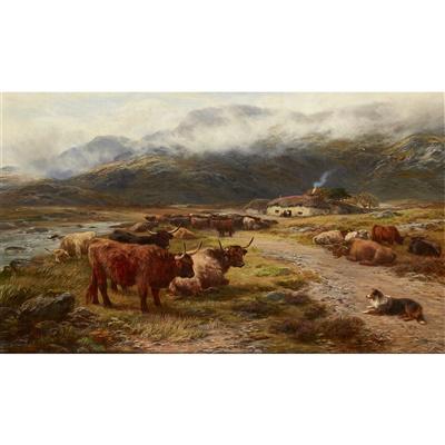 Lot 67 - Henry Garland (British 1854-1890)