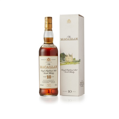 Lot 19-THE MACALLAN 10 YEAR OLD (1990S)