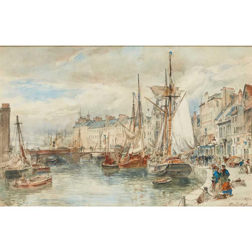 Lot 6-ALEXANDER BALLINGALL (SCOTTISH 1870-1910)