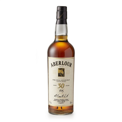 Lot 11-ABERLOUR 1966 30 YEAR OLD