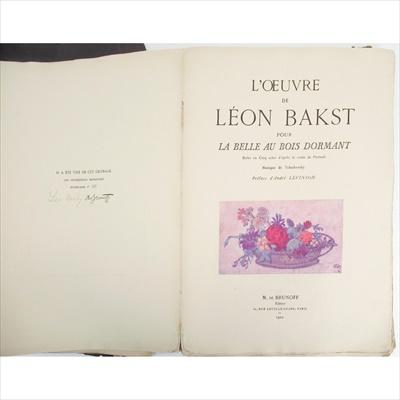 Lot 2-Bakst, Léon