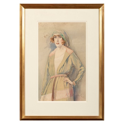 Lot 58 - Dame Laura Knight R.A. (1877-1970)