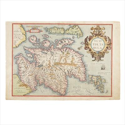 Lot 40-Ortelius, Abraham