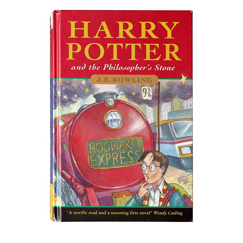Lot 291-Rowling, J.K.