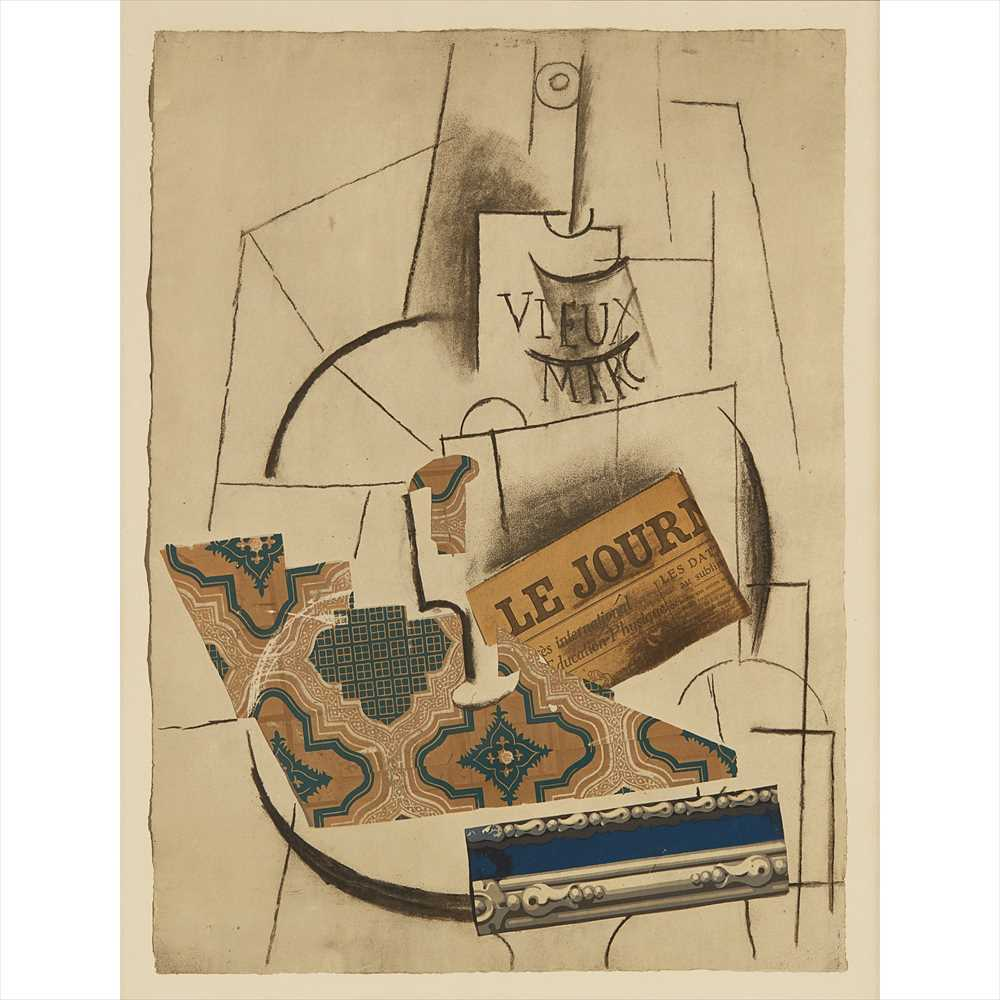 Lot 23-Pablo Picasso (Spanish 1881-1973)