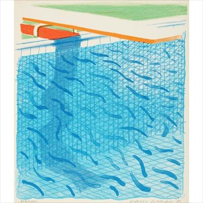 Lot 230 - David Hockney (British B.1937)