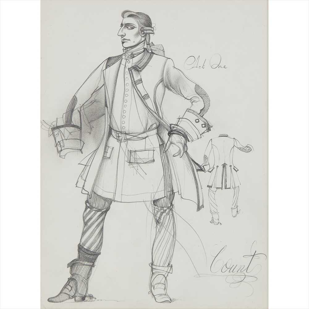 Lot 26-John Byrne (Scottish B.1940)