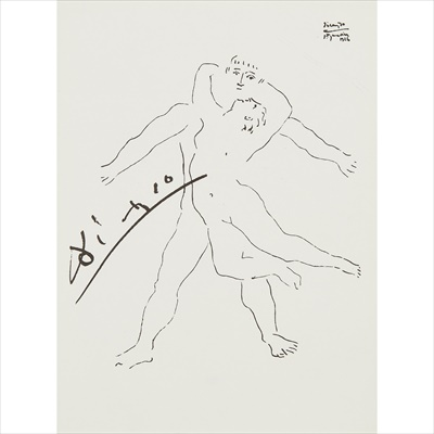 Lot 53 - Pablo Picasso (Spanish 1881-1973)