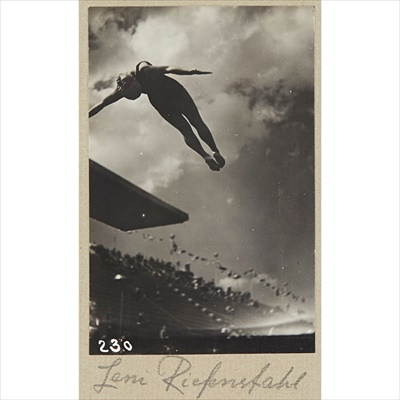Lot 97 - Leni Riefenstahl (German 1902-2003)