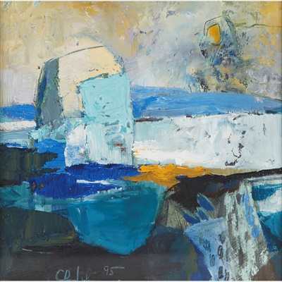 Lot 67 - Kirsty Wither (Scottish B.1968)