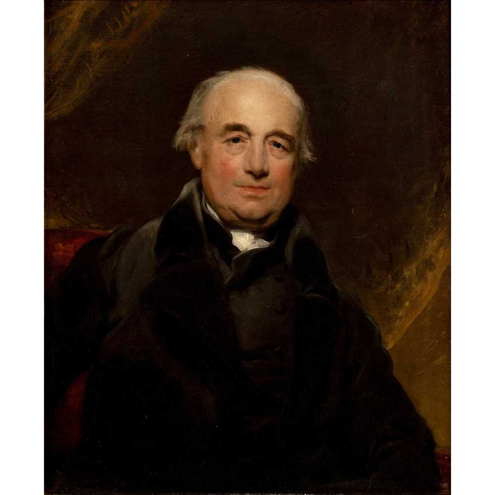 Lot 23 - SIR THOMAS LAWRENCE P.R.A., F.R.S. (BRITISH 1769-1830)