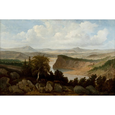 Lot 71 - VICTOR GIFFORD AUDUBON (FRENCH-AMERICAN 1809-1860)