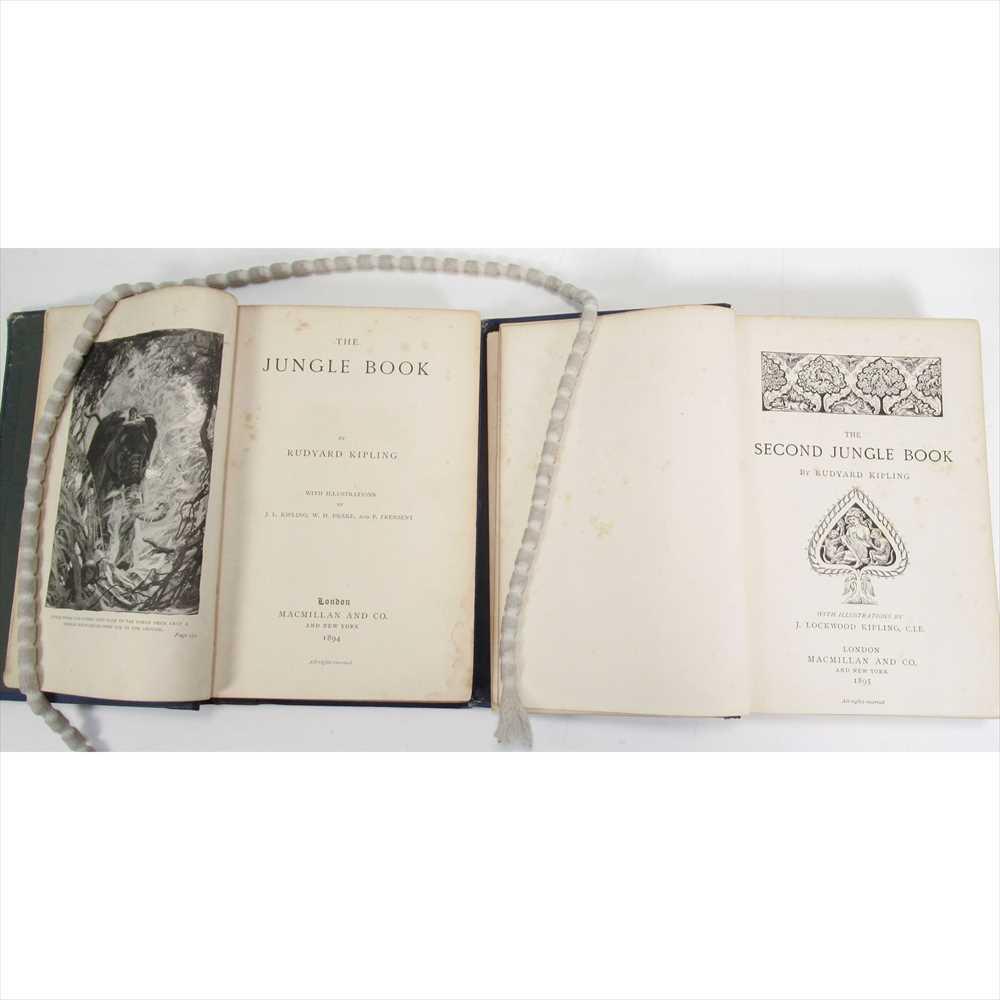 Lot 55-Kipling, Rudyard