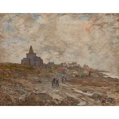 Lot 49 - ROBERT MCGOWAN COVENTRY A.R.S.A., R.S.A (SCOTTISH 1855-1914)