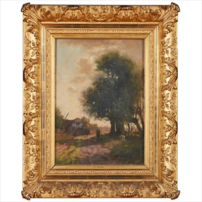 Lot 18 - JOHANNES KAREL LEURS (DUTCH 1865-1938)