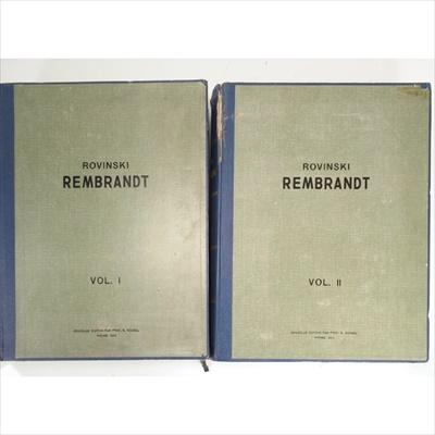 Lot 15-Rembrandt van Rijn - Dimitri Alexandrovixh Rovinski