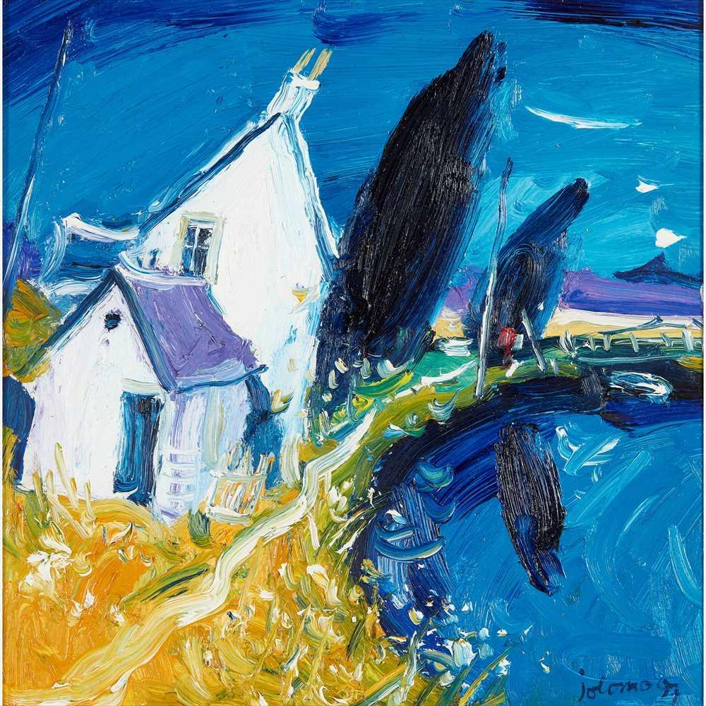 Lot 19-JOHN LOWRIE MORRISON (JOLOMO) O.B.E. (SCOTTISH B.1948)