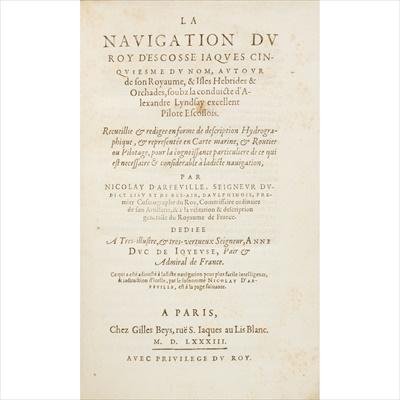 Lot 39-Nicolay, Nicolas de, Seigneur d'Arfeville