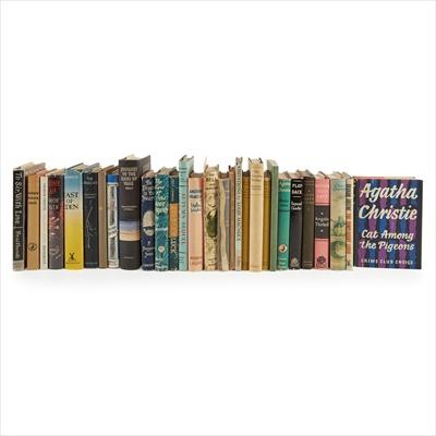 Lot 102-1950's Literature