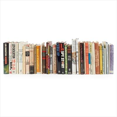 Lot 103-1960's - 1980's Literature