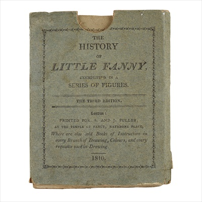 Lot 59-The History of Little Fanny