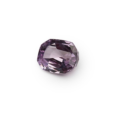Lot 54 - An unheated pink sapphire and various loose gemstones