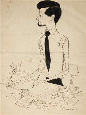 Lot 112 - Ronald Searle C.B.E. R.D.I. (British 1920-2011)