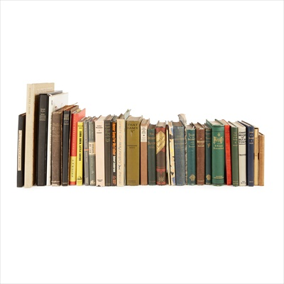 Lot 104 - American Literature and American editions, a collection, including
