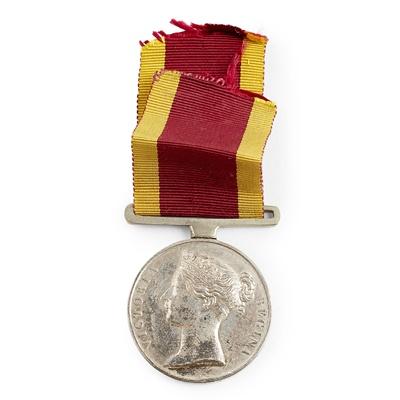 Lot 199 - An 1842 China War Medal